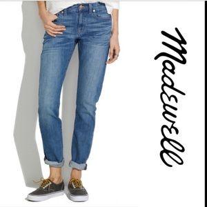 Madewell The Slim Boyjean Capri Jeans | Size 30
